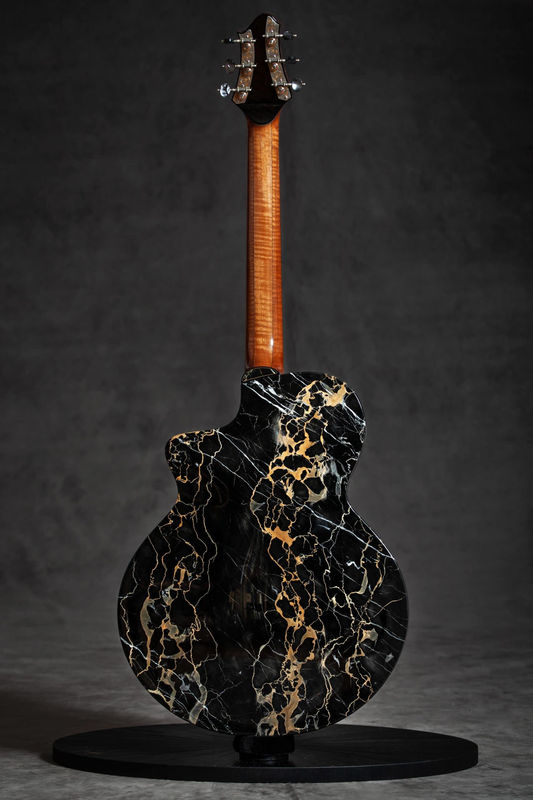 luxury guitar