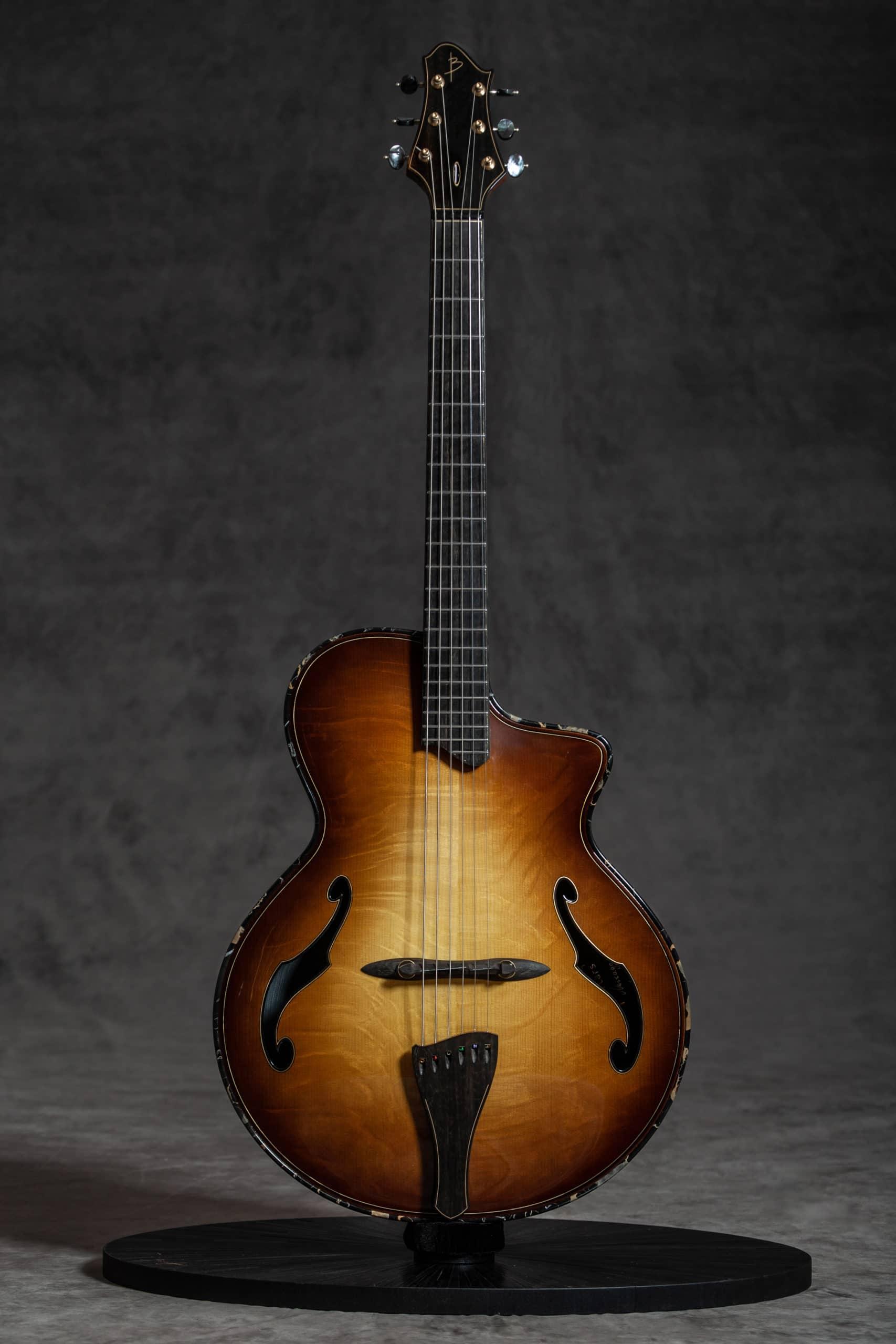 Design guitar